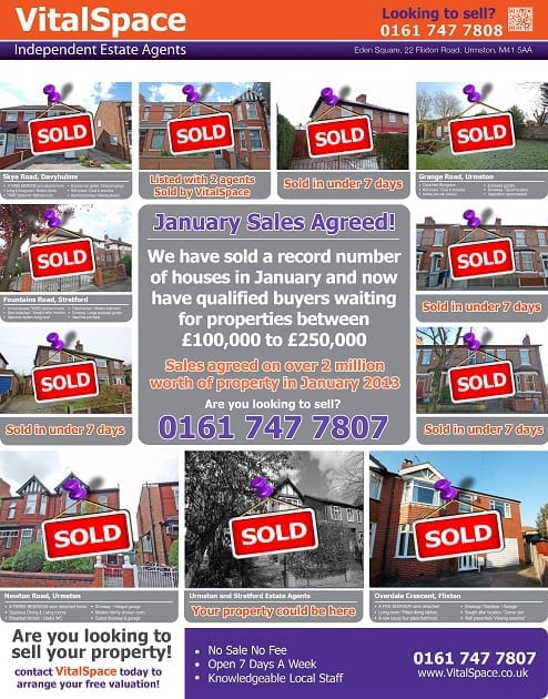 Urmston and Stretford Estate Agents
