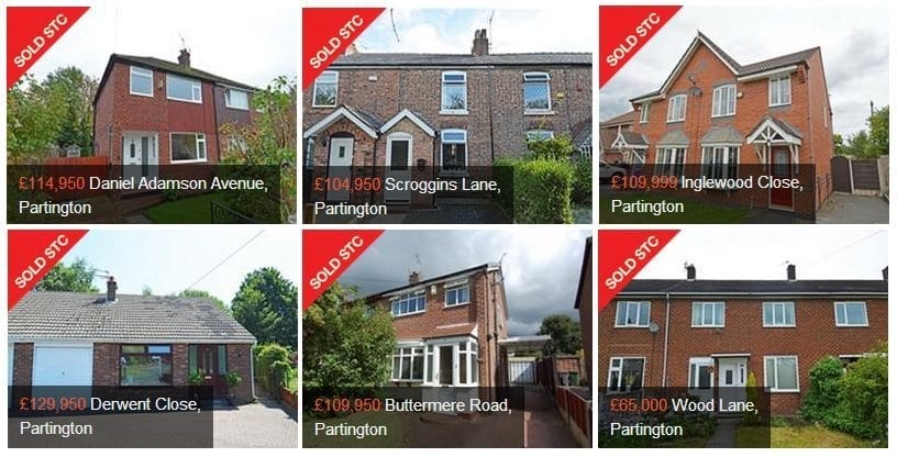 Partington Estate Agents - VitalSpace