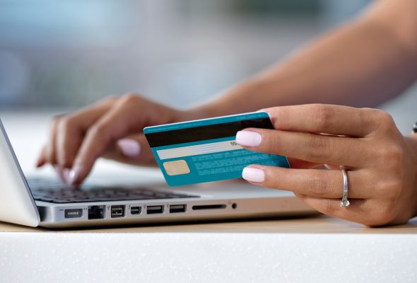 Secure Online Payment Image
